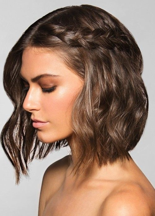 Hairstyles For Prom For Short Hair Hairstyle For Short Hair  Inspired Hairstyles  Pinterest  Short Hair