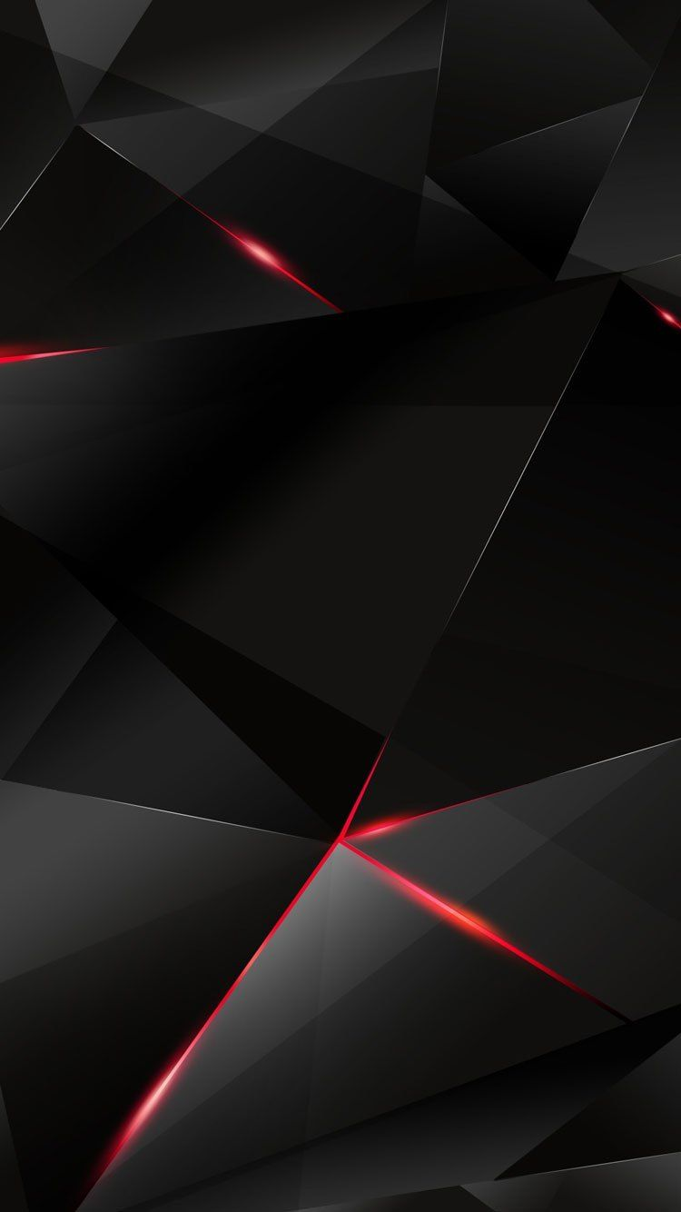 Red and Black Pattern Background for iPhone 7  Cool iphone