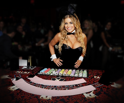 dealer at casino