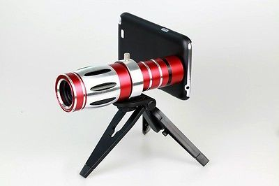 Mobile phone telephoto telescope lens for iphone s