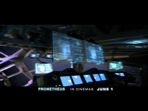 Prometheus - Space Travel Featurette - YouTube