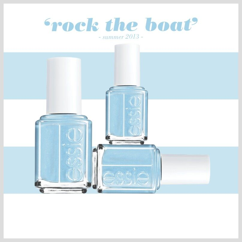 Essie Quot Rock The Boat Quot Nail Polish Loving The Pastel And Neon Shades This Summer And Every