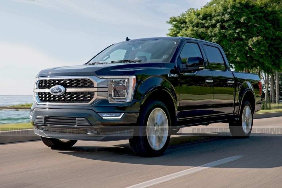 2021 Ford F 150 Will Get An Evolutionary Redesign Stangbangers In 2020 Ford F150 Ford Pickup Trucks Ford Lightning