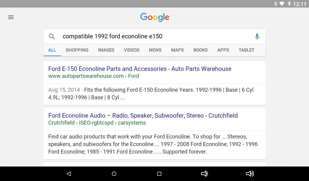 Pin By Victor Rodriguez On Ford Econoline Dmc 1992 Book App Video News Radio