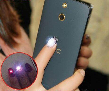 Flashy Nail Light Smart LED NFC Deco Chip
