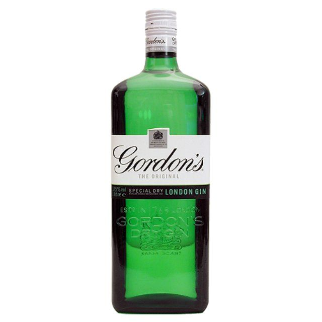 Gordon's Special Dry London Gin at Ocado - puts the G in G