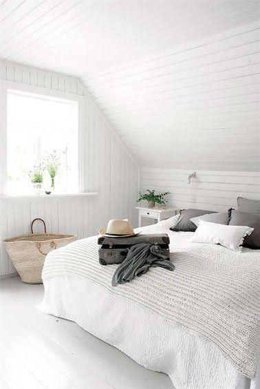 8 déco chambres inspirant des idées déco charmantes | lambris pvc
