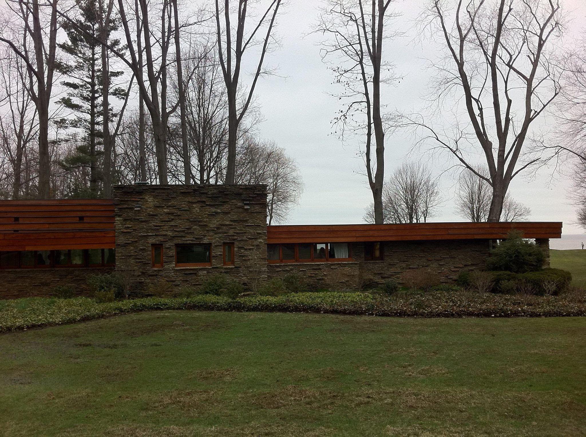 Karl A Staley House 1951 North Madison Ohio Usonian Style