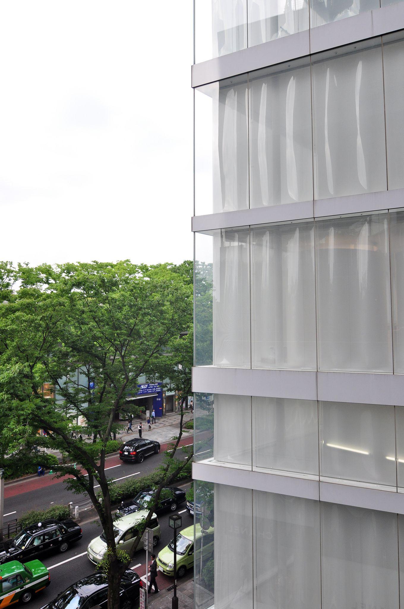 Dior sanaa tokyo refref pinterest - Architektur tokyo ...
