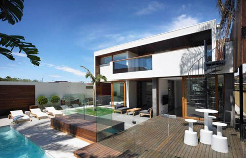 Modern Tropical House Design modern tropical homes and ideas | house design ideas | pinterest