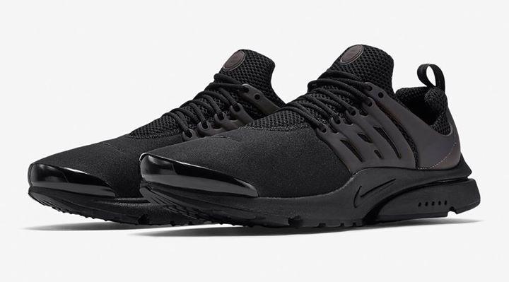 Official Images Of The Nike Air Presto Triple Black Coming Soon Http Ift Tt 1mvwhoj Nike Air Presto Shoes Nike Air Presto Black Nikes