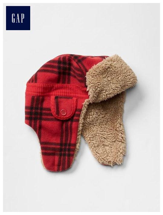 9020aa32551 Large. Fleece sherpa hat