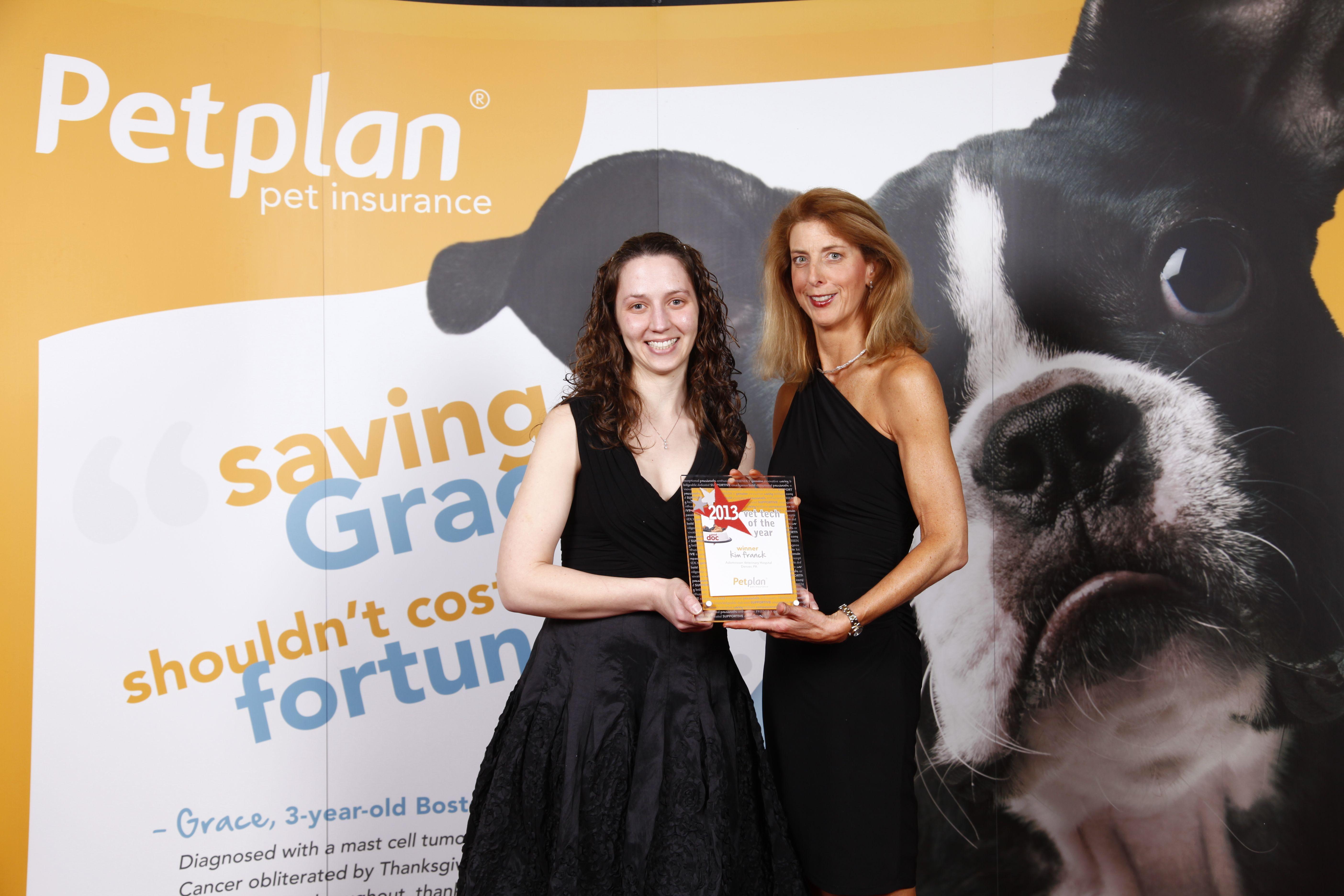 Pin On Petplan Vet Awards