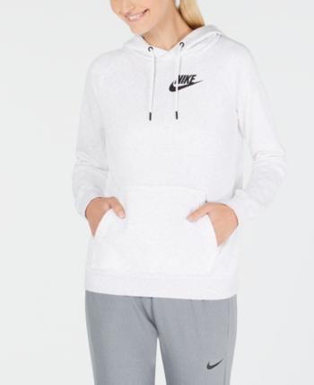 f71ac650f1dd Nike Sportswear Rally Fleece Hoodie - Green XS in 2019
