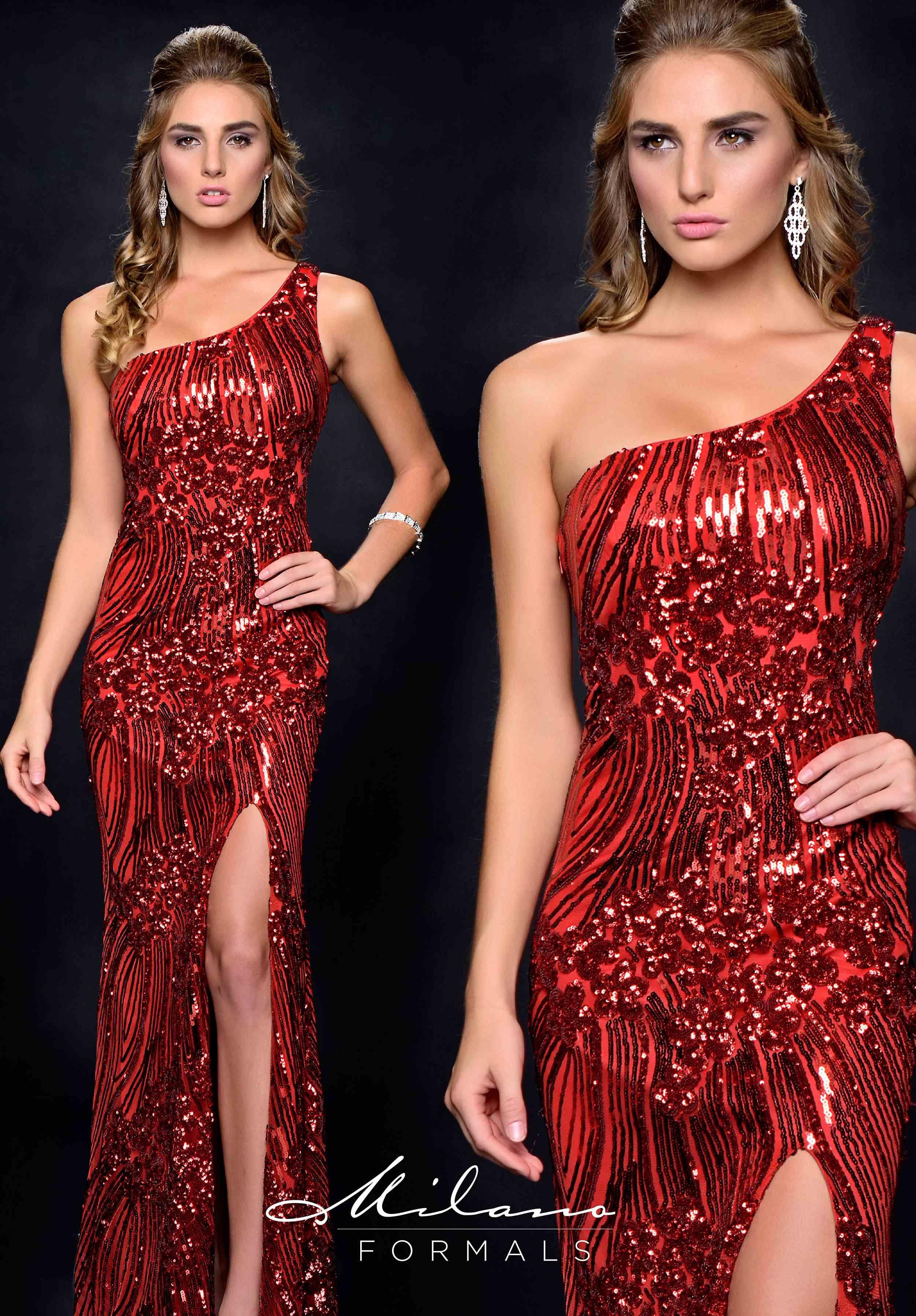 Milano Prom Sequin Dresses