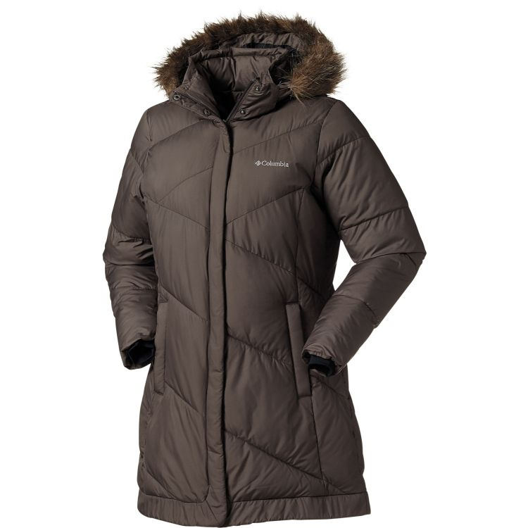 Columbia Women's Snow Eclipse Mid Insulated Jacket ...
