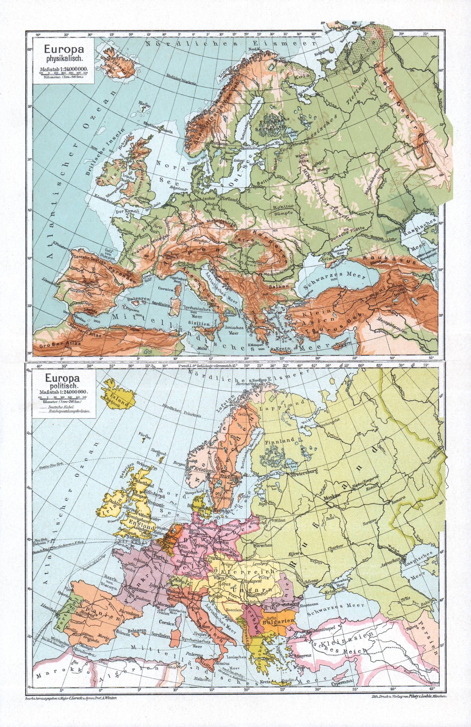 German Map Of Europe 1913 Maps Pinterest Map Europe And History