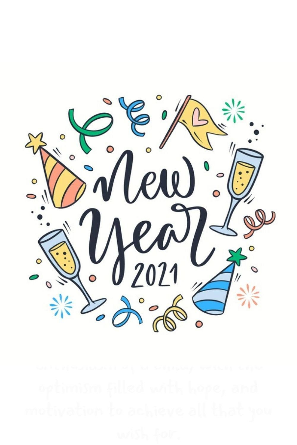 Happy New Year Wallpapers Creative 2021 Hd Iphone Backgrounds New Year Wallpaper Happy New Year Wallpaper Happy New Year Images