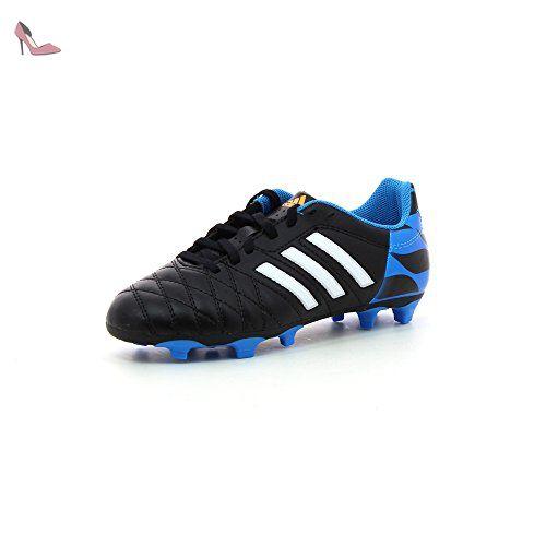 Noir Fg Jr Chaussures Bleu Football Lamelles Adidas Questra 53jL4AR