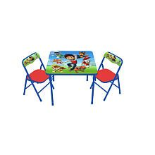 Miraculous Kids Only Activity Table And 2 Chairs Set Paw Patrol Creativecarmelina Interior Chair Design Creativecarmelinacom