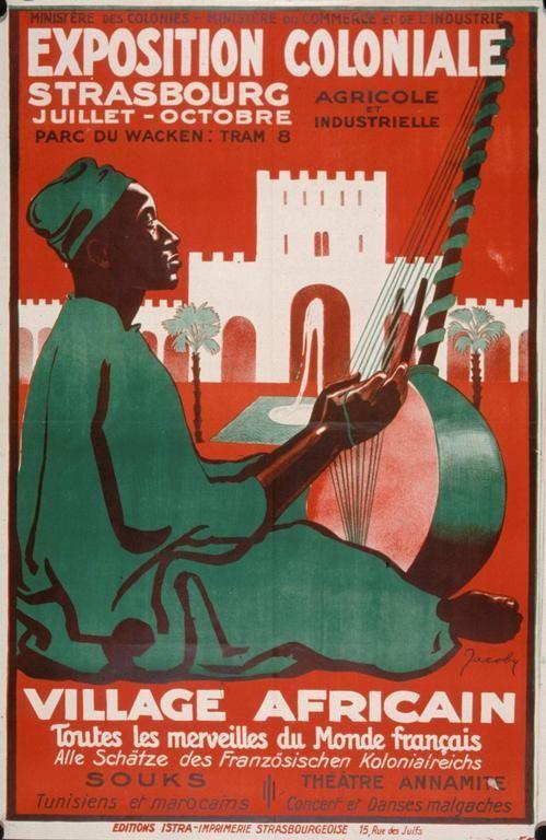 Recherche Sur Alsatica Eu Les Affiches Françaises D époque Colonial Exposition