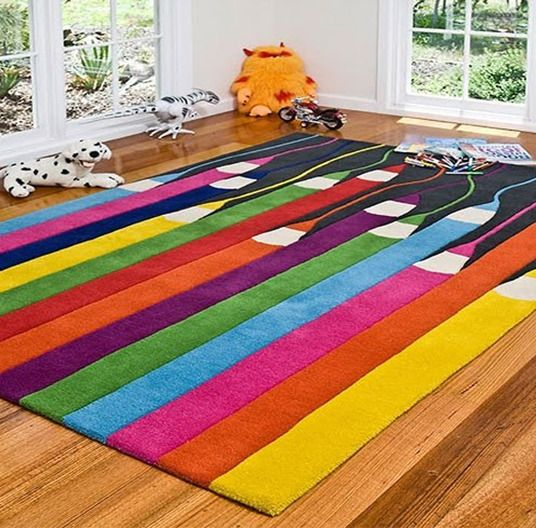 Unusual Rug Ideas For Home Garden Bedroom Kitchen Homeideasmag Kids Rugs Inertiahome