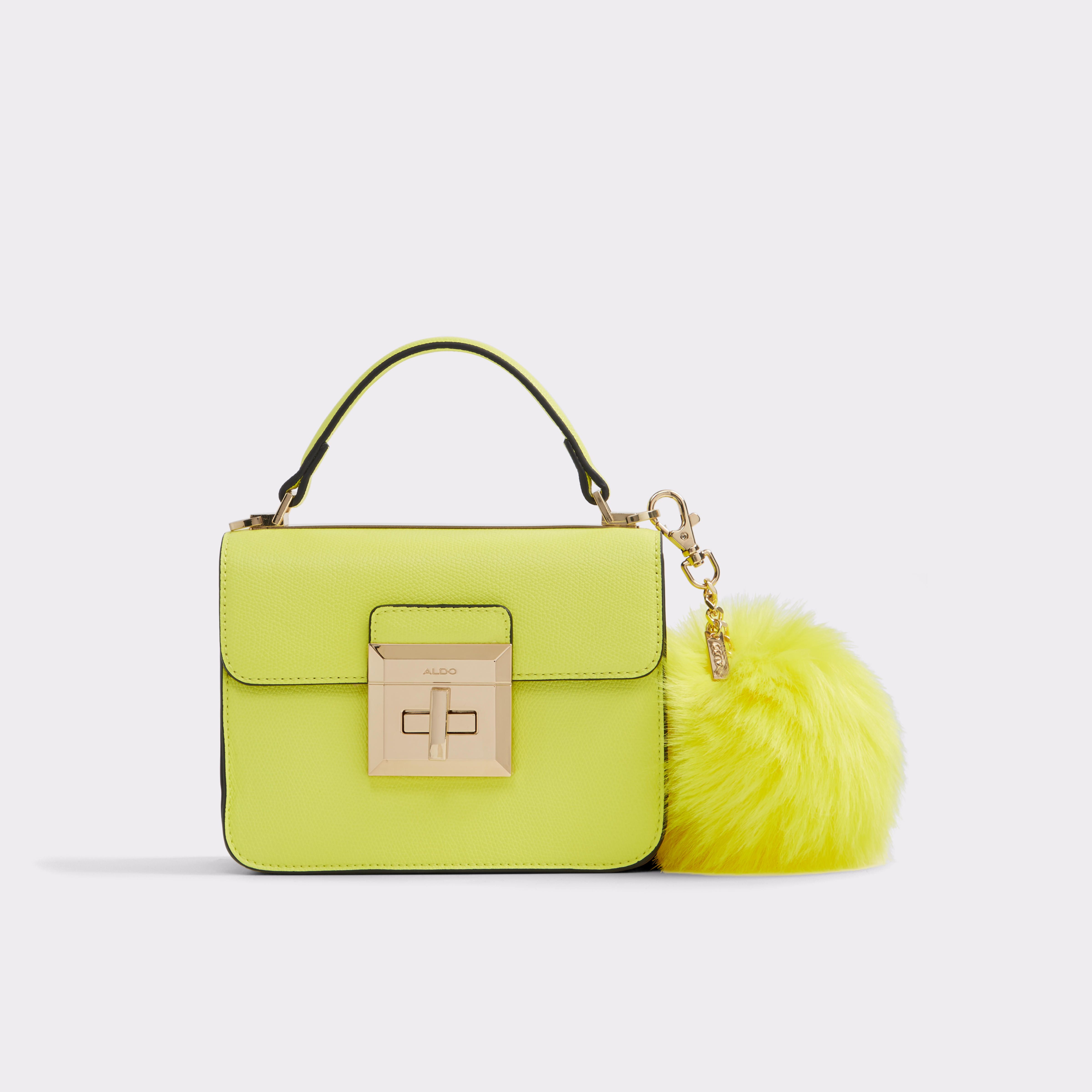 568a7bde057 Chiadda Yellow Misc. Women s Top handle