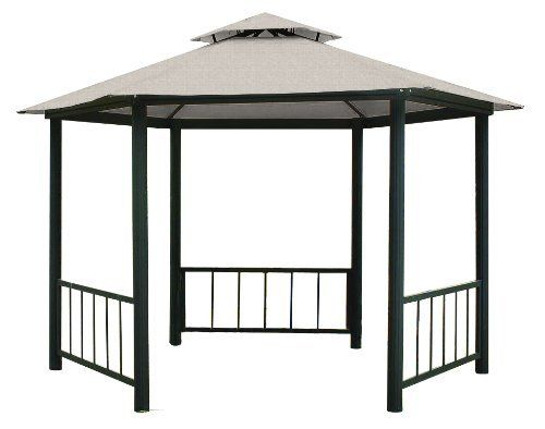 This New Coolaroo Gazebo Creates An Elegant Retreat To Relax And Enjoy Your Day Or Entertain Guests It Blocks Up Of UV Rays Resists Mold