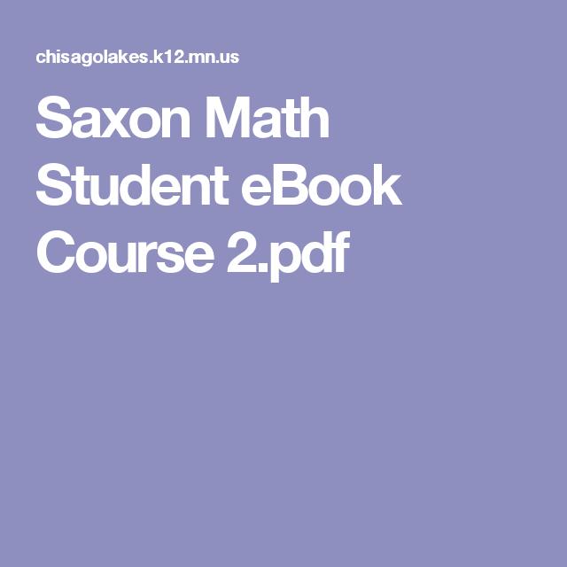 Saxon math student ebook course 2pdf saxon math student saxon math student ebook course 2pdf fandeluxe Image collections
