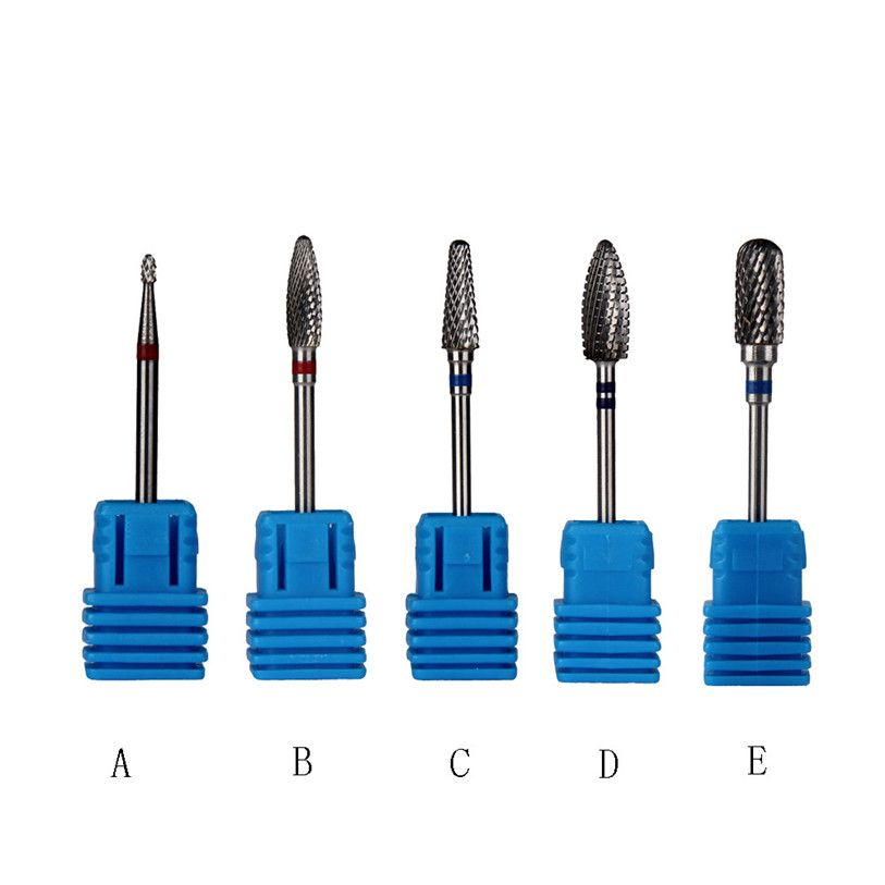 2017 Nail Art Manicure Pedicure Tools New design carbide nail drill ...