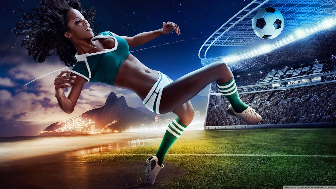 Fifa Worldcup Girls Anime Brazil World Cup World Cup 2014 World Cup