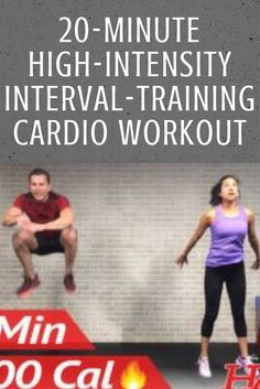 20 minute hiit home cardio workout without equipment
