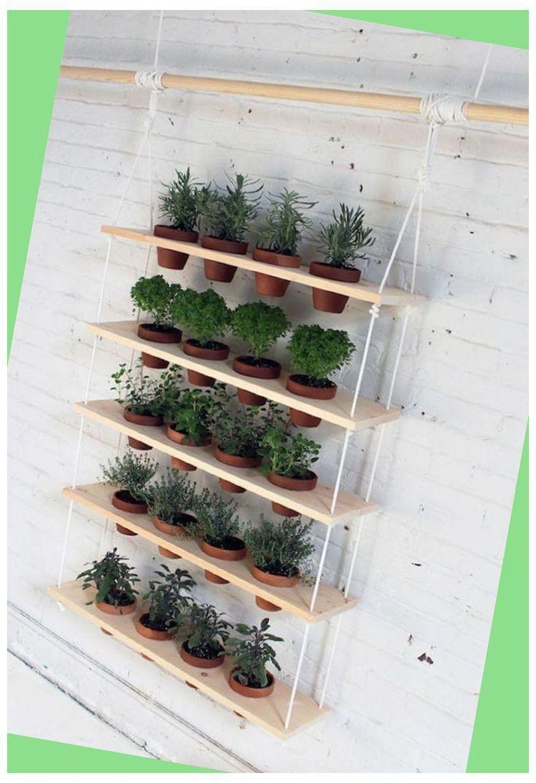 10 fantastische vertikale Garten-Ideen die Sie versuchen können | Vertikale Kräutergärten | Vertikaler Kräut #senkrechtangelegtekräutergärten