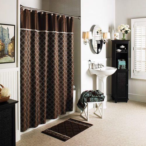 Trending In Bathroom Decor Quatrefoil Shower Curtains Shower Curtains Walmart Bathroom Decor Sophisticated Bathroom