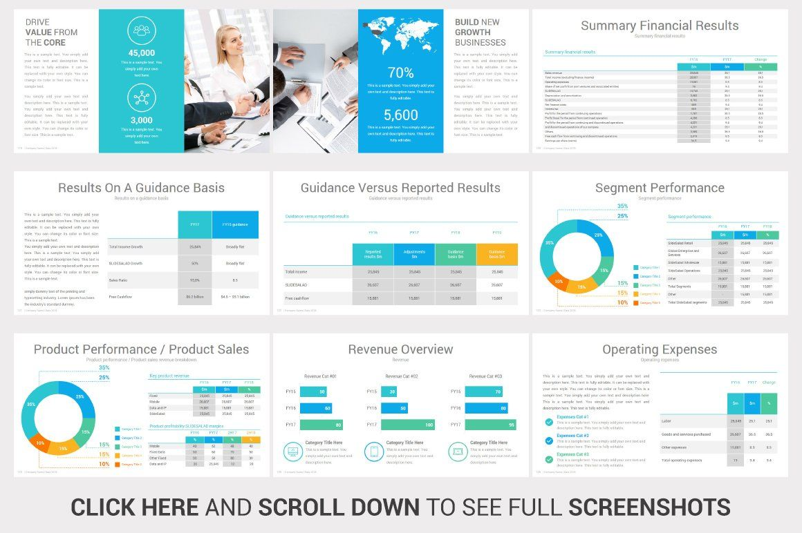 Investors PowerPoint Pitch Decks Powerpoint, Marketing