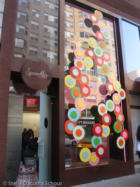 Sprinkles Nyc One Of My Favorite Places To Get Cupcakes In The