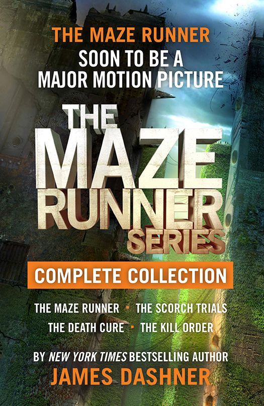 The Maze Runner Series (Maze Runner): James Dashner: 2/5 stars, I found this book to be incredibly dull. Stopped after the first book of the series.