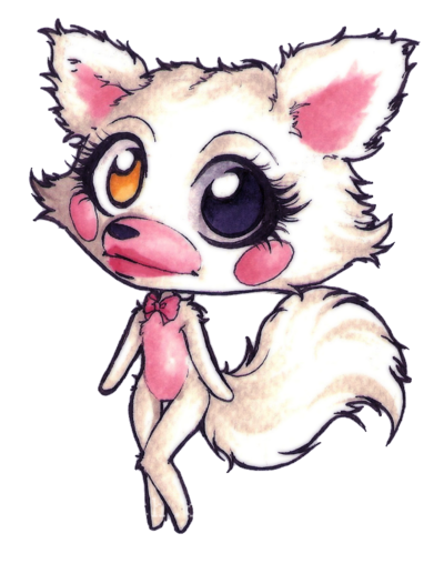 fnaf chibis 11 mangle by forunth fnaf pinterest fnaf cute