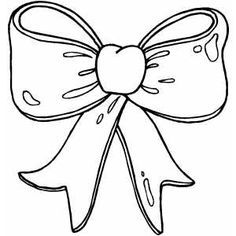 Christmas Ribbon Coloring Pages Coloring Pages