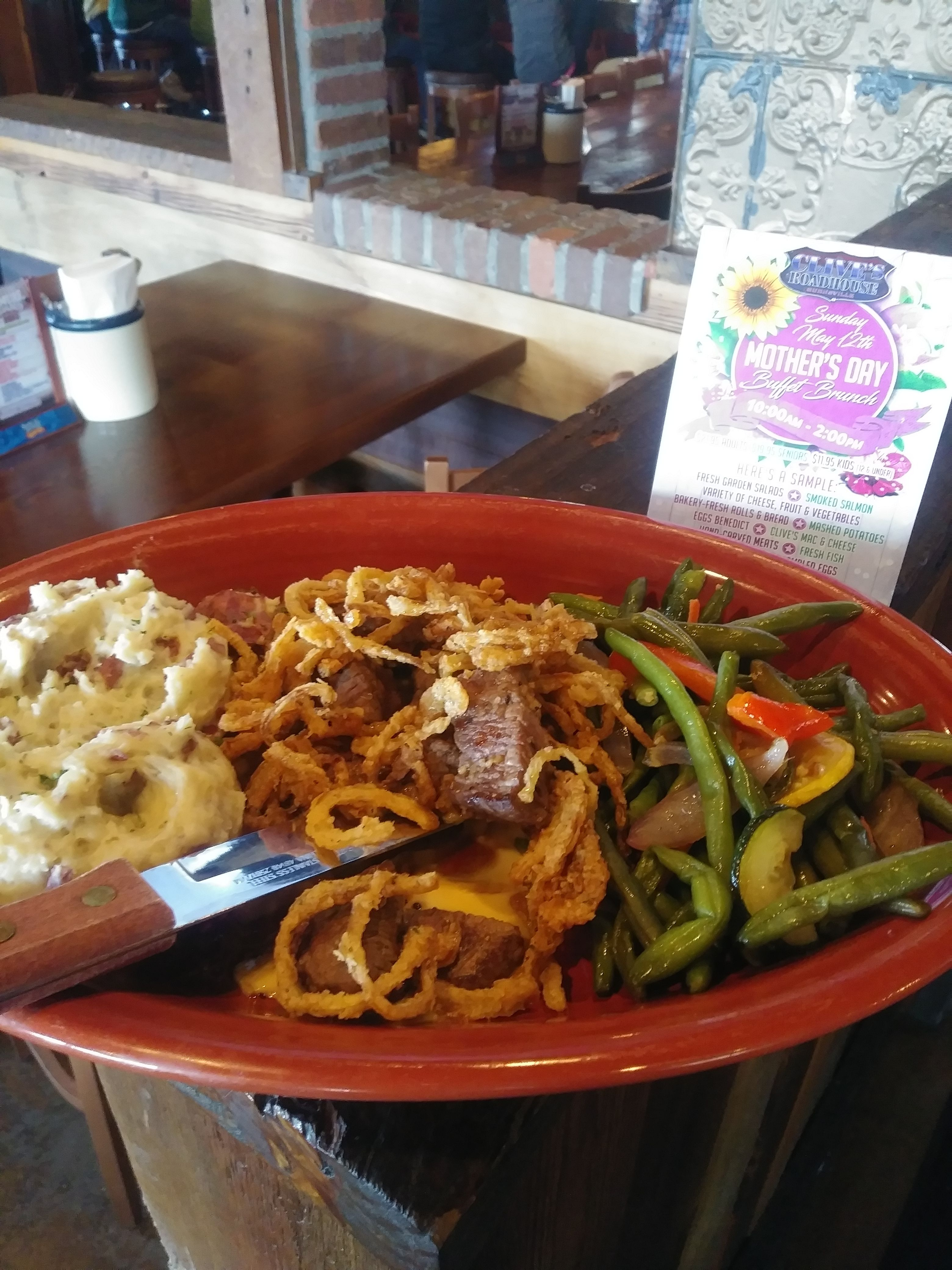 Tonight S Dinner Special Is A New Menu Item Drunken Beef Tips Food Clivesroadhouse Foodie Goodfood Dining Restaurants Lunch Specials Dinner Food