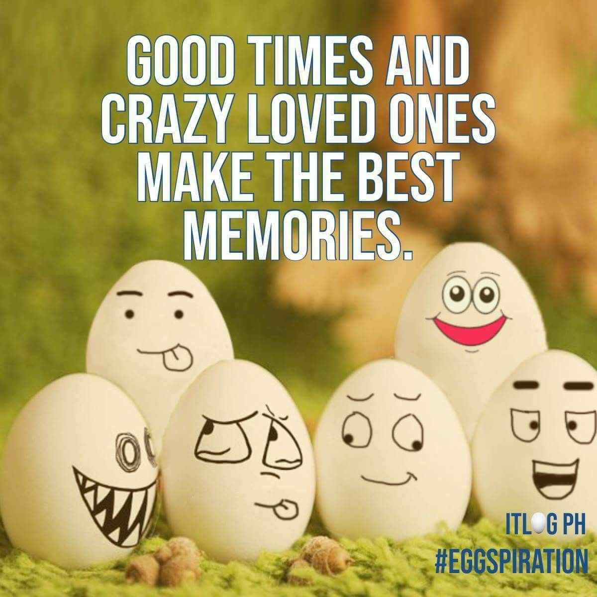 memories of shared laughter stories and fun eggsperiences a
