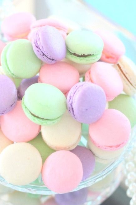 Image via We Heart It https://weheartit.com/entry/166629002 #cute #food #macaron #sweets #wallpaper
