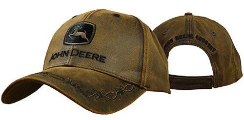 Oilskin Cap Brown 6-Panel One Size Fits All