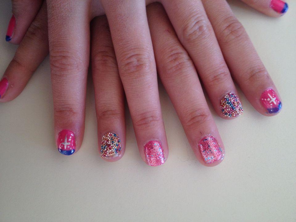 Girls nails for Jesus   Jesus nail art   Pinterest   Girls nails