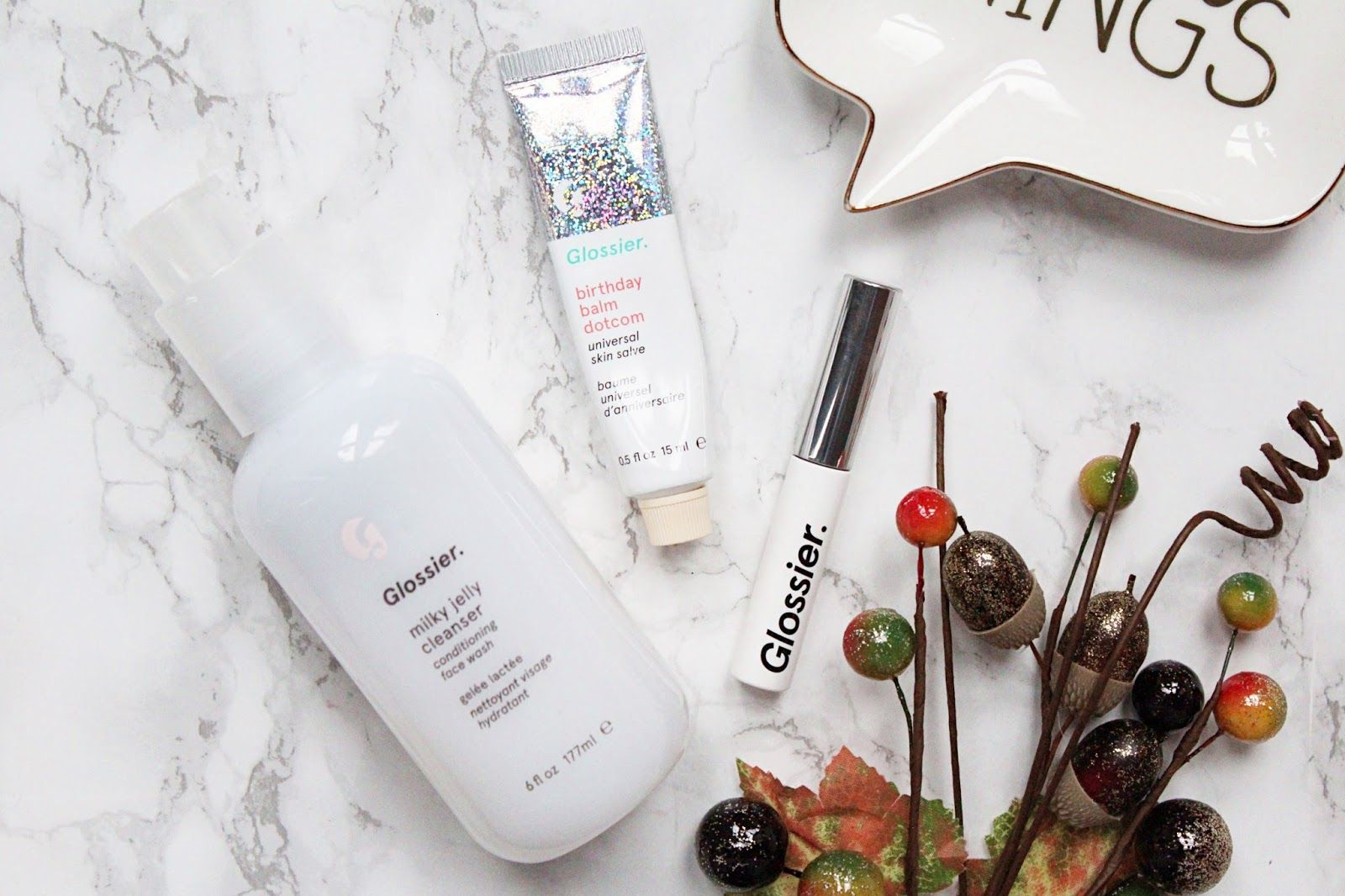 I've been trialling and testing Glossier's full makeup range for almost two  weeks from their Perfecting Skin Tint as base and finishing off with a coat  of ...