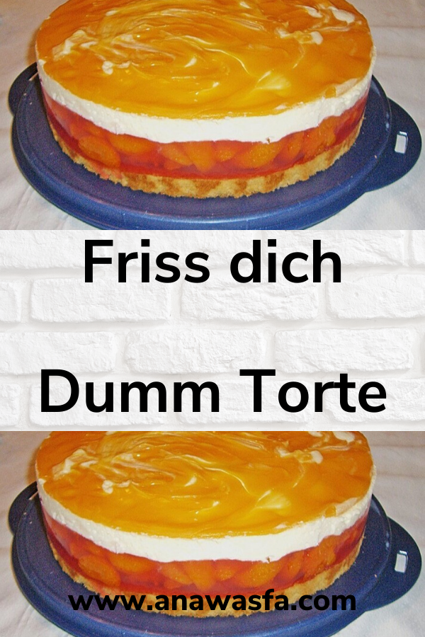 Friss Dich Dumm Torte In 2020 Easy Cake Recipes Cupcake Recipes Easy Cupcake Recipes