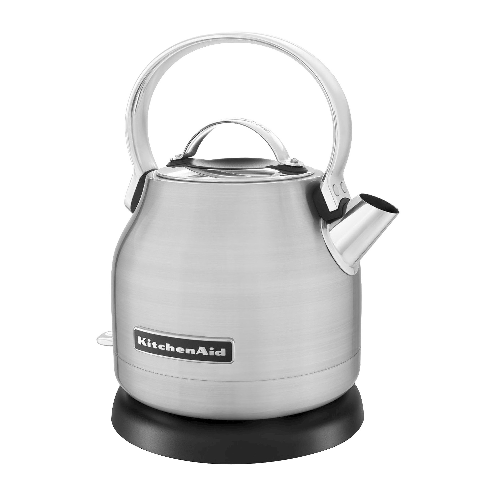 KitchenAid 1.25 Liter Electric Kettle KEK1222, Silver in