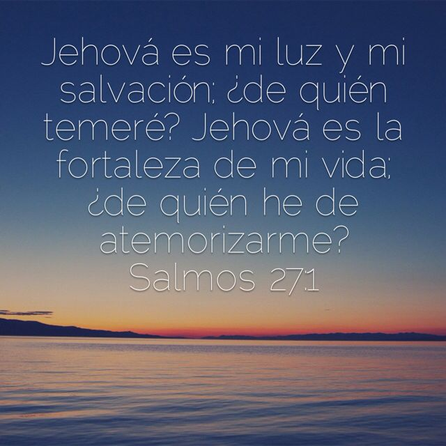 Salmos 27 Reina-valera 1960 (rvr1960) - Home Student