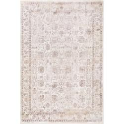 Photo of benuta Viskoseteppich Yuma Beige 300×400 cm – Vintage Teppich im Used-Look benuta
