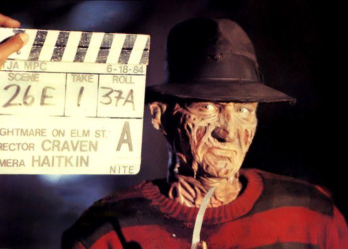 25 Nightmare On Elm Street Behind The Scenes Photos Nightmare On